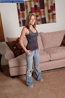 brianas beauties autumn cute ripped up jeans