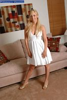 brianas beauties summer white dress