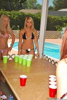 brooke marks and rachel sexton beer pong