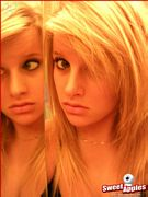 hot self pics blonde teen alyssa