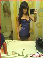 teen lingere cell phone self pics