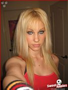 blonde melissa teen self pics