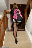 teen kasia school girl short skirt pics