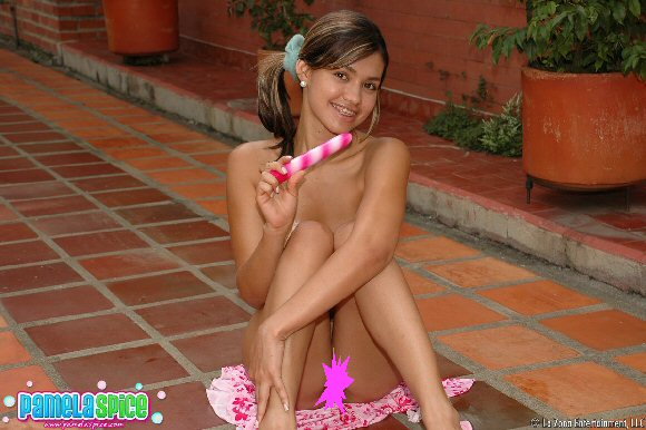 hot teen pamela spice